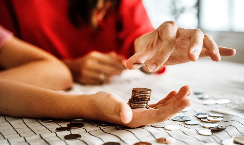budgeting for wedding, saving money