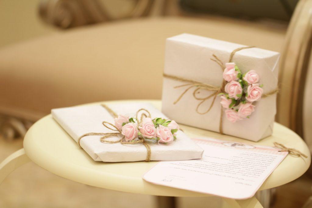 wedding presents
