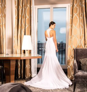 wedding dress cost