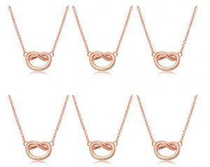 knot necklaces