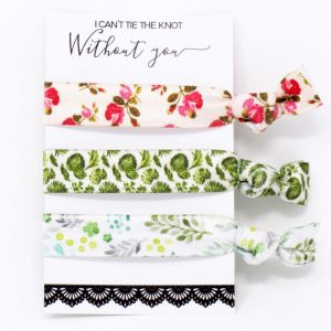 tie the knot hairt tie