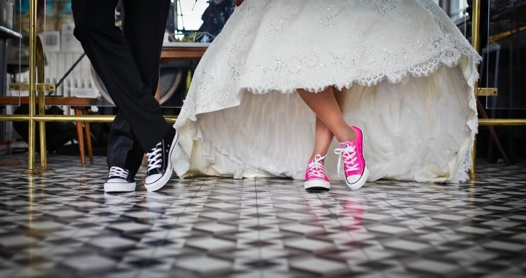 wedding line dances