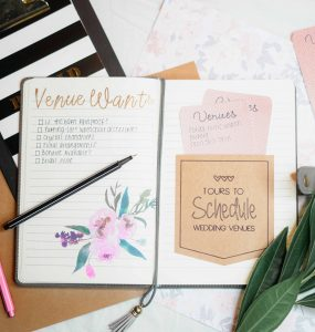 best wedding planner book