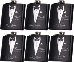 tux flasks