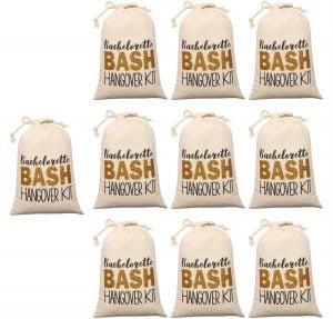 bachelorette hangover bag