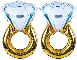 ring balloons
