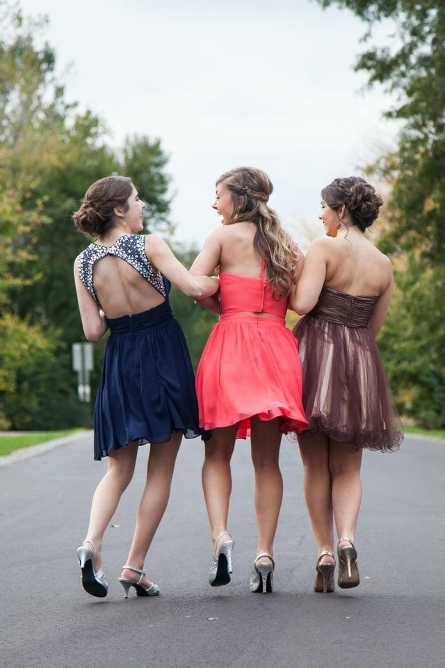 semi formal teens