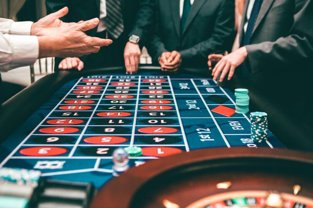 gambling during a bachelor night