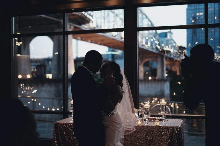 wedding reception length