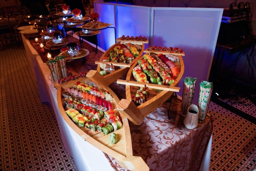 sushi boats