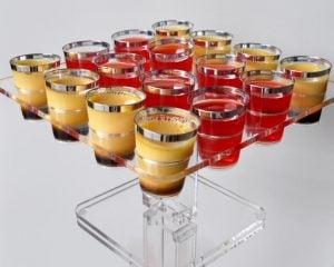 dessert shot glasses