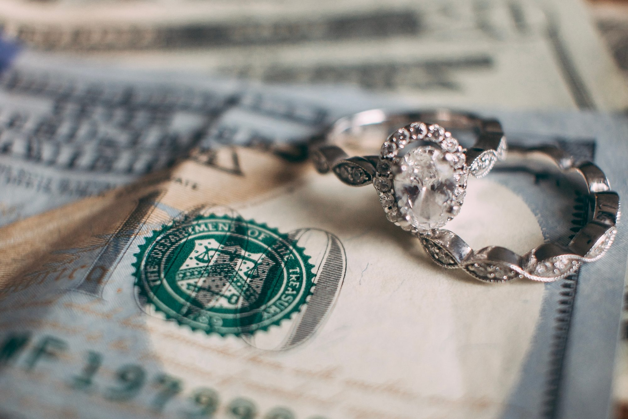 engagement ring purchase