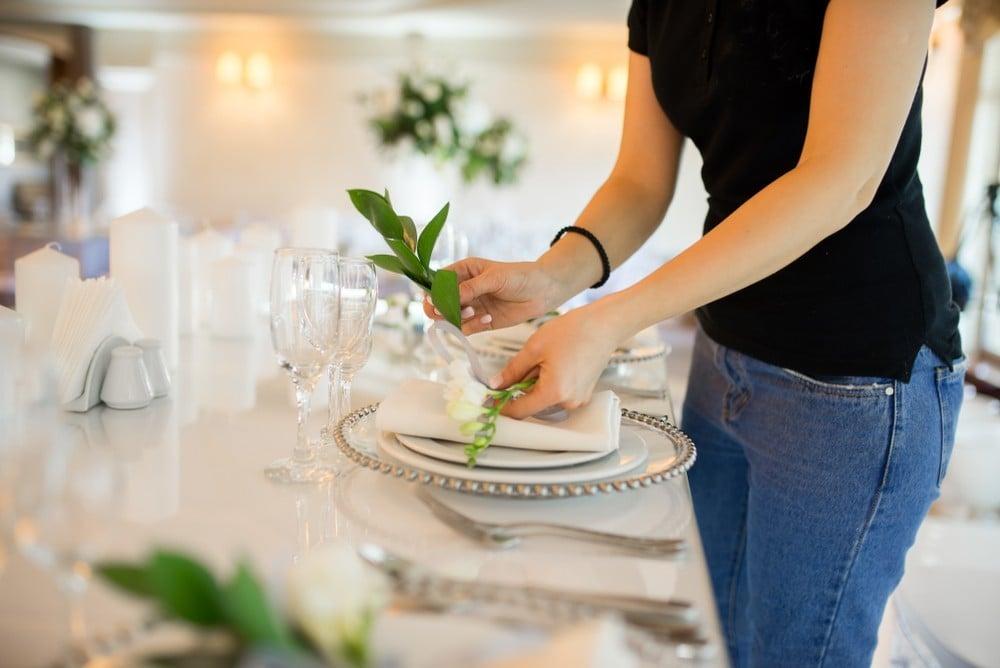 wedding decorator