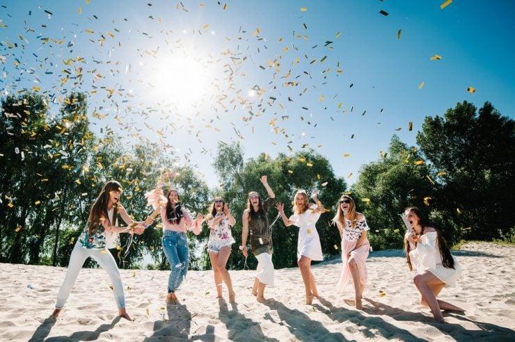 beach bachelorette party destinations