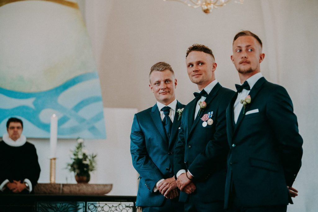 wedding processional order