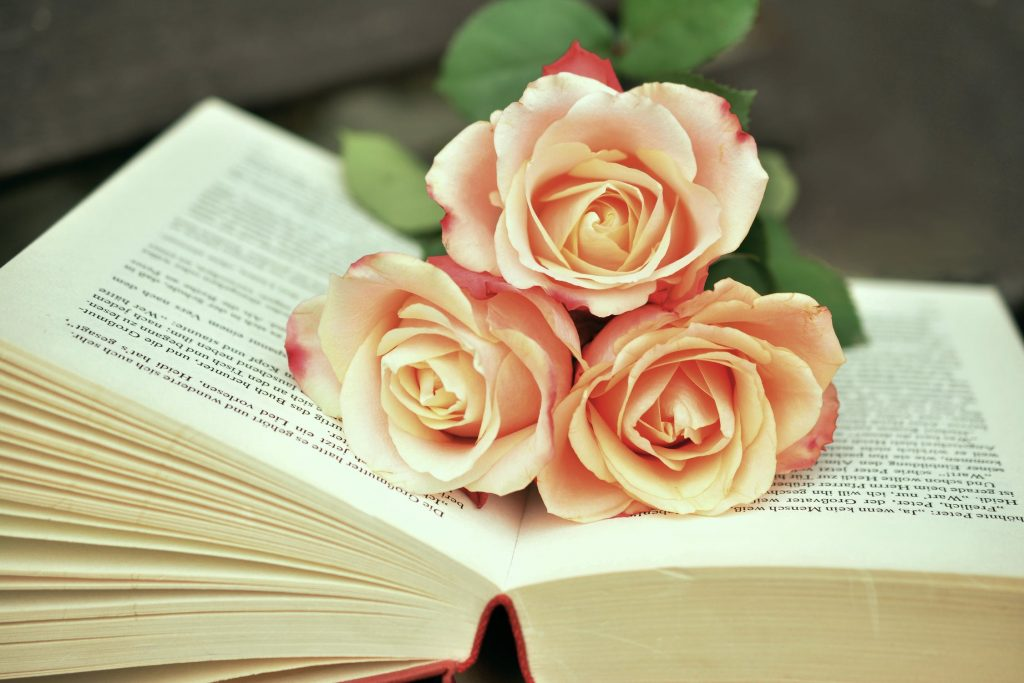 a romantic book to use for maid of honor quotes