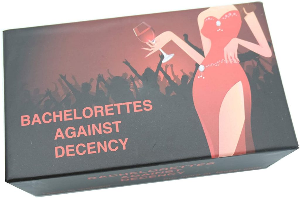 bachelorettes against decency game