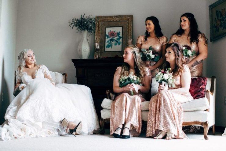should bridesmaids be single