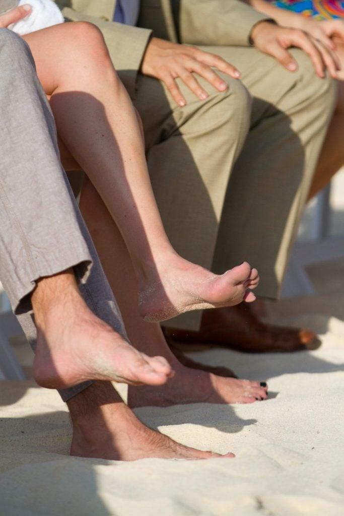 wedding footwear
