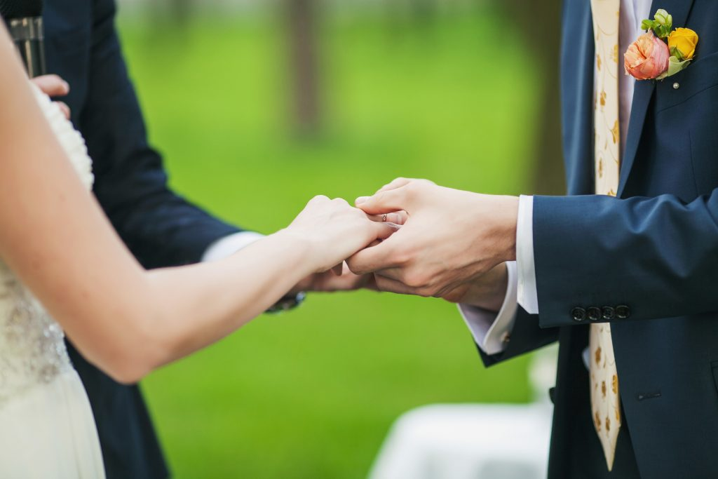 weedding officiant