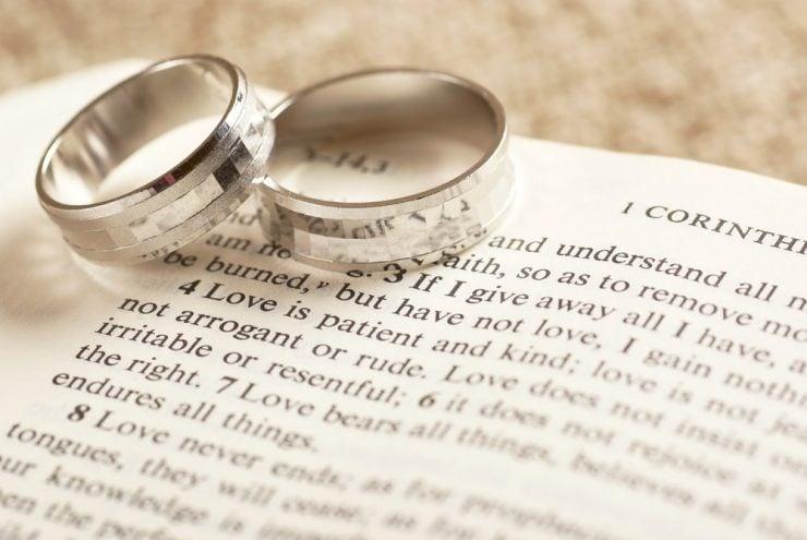 wedding bible verses