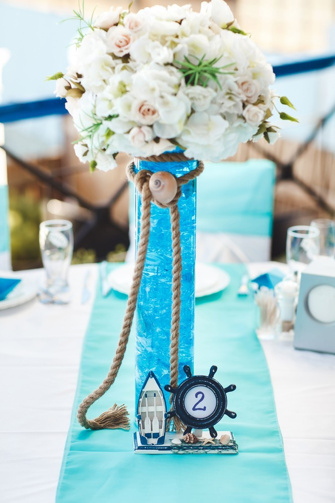 boat wheel table number