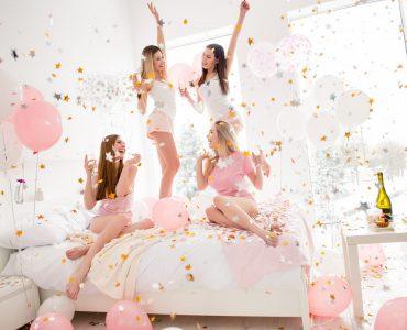 fun bachelorette party