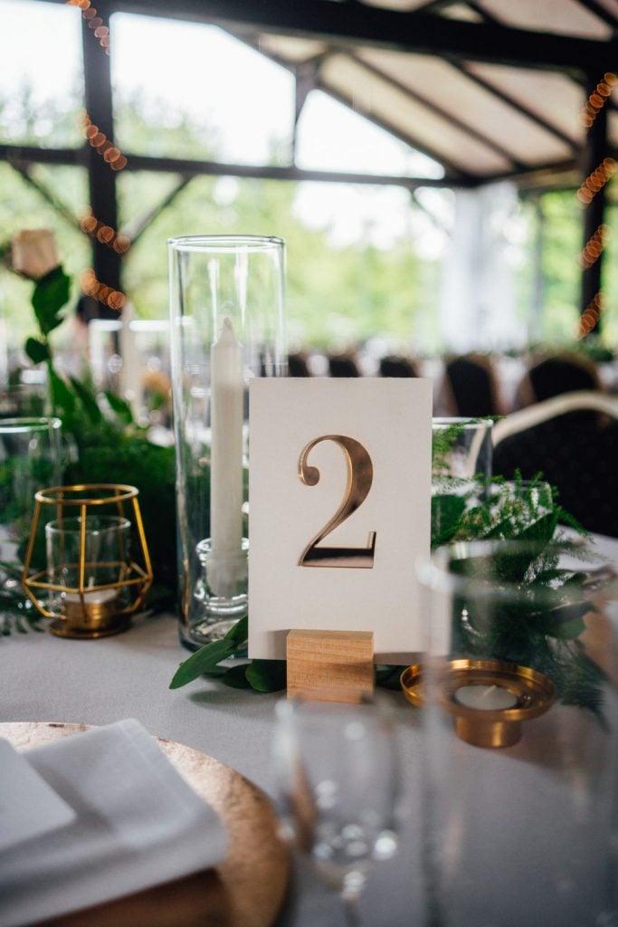 creative table number ideaa