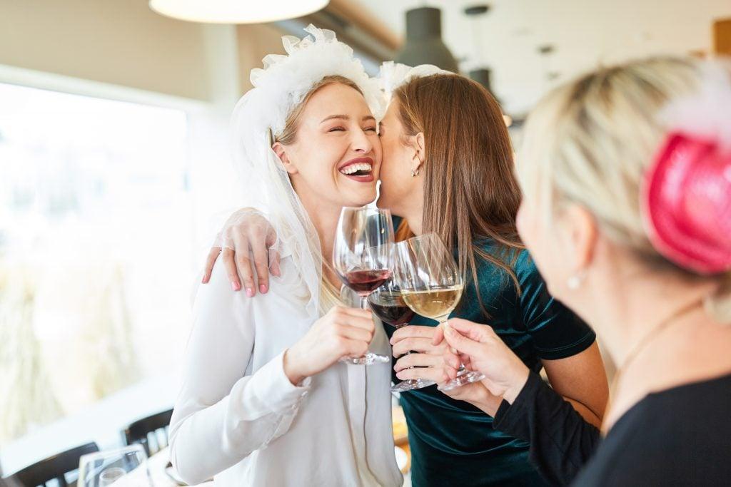 wedding superstitions bride