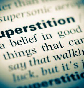 wedding superstition
