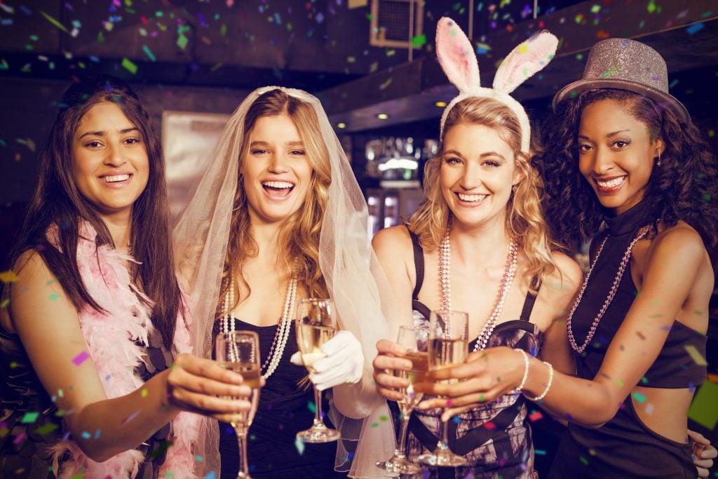fun bachelorette party costumes