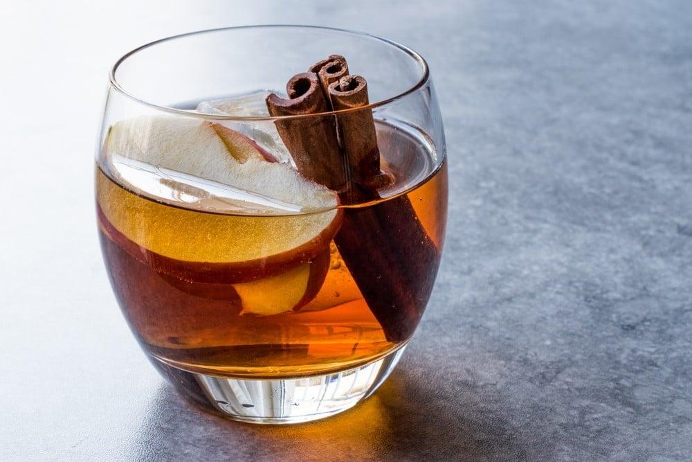 honey bourbon cider
