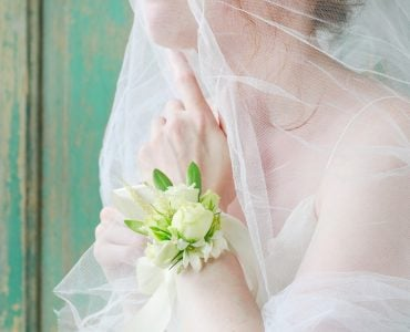 diy wedding veil