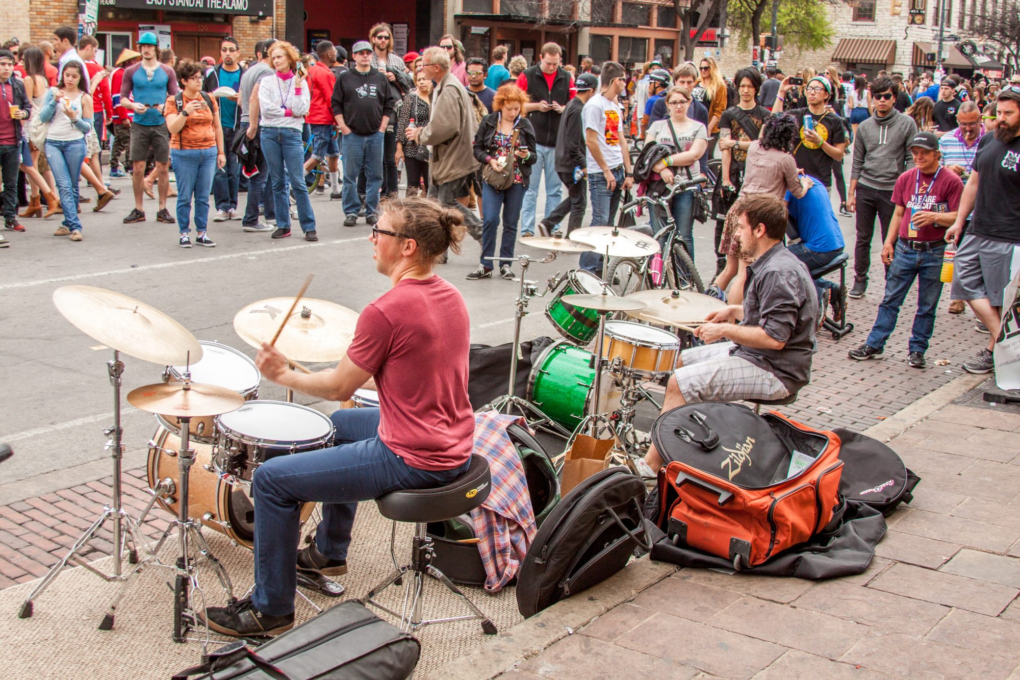 band on sixth street in austin