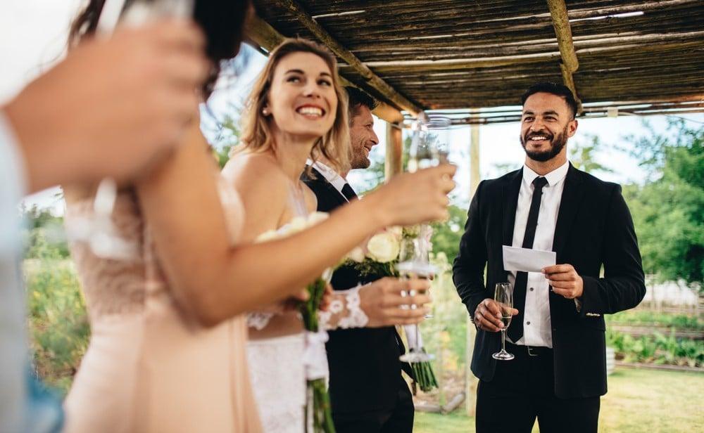 speech at wedding dinner