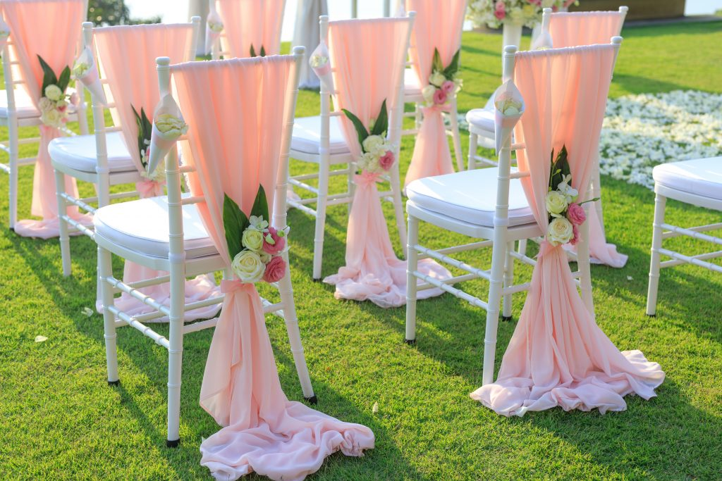 seating decorations