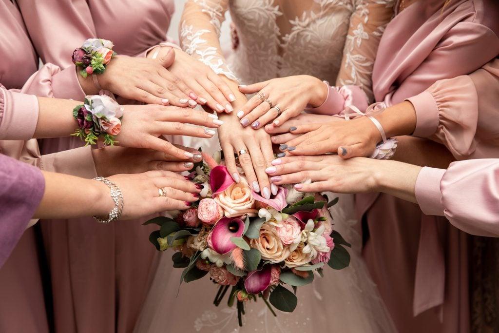 wedding party jewelry