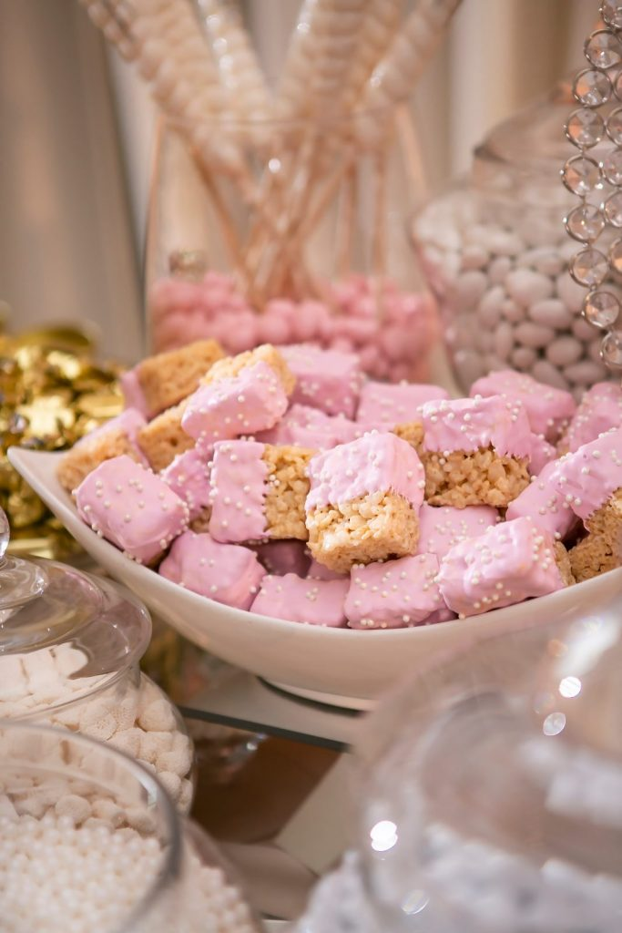 reception snacks