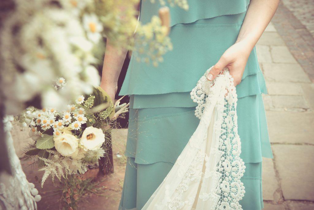 vintage wedding lace