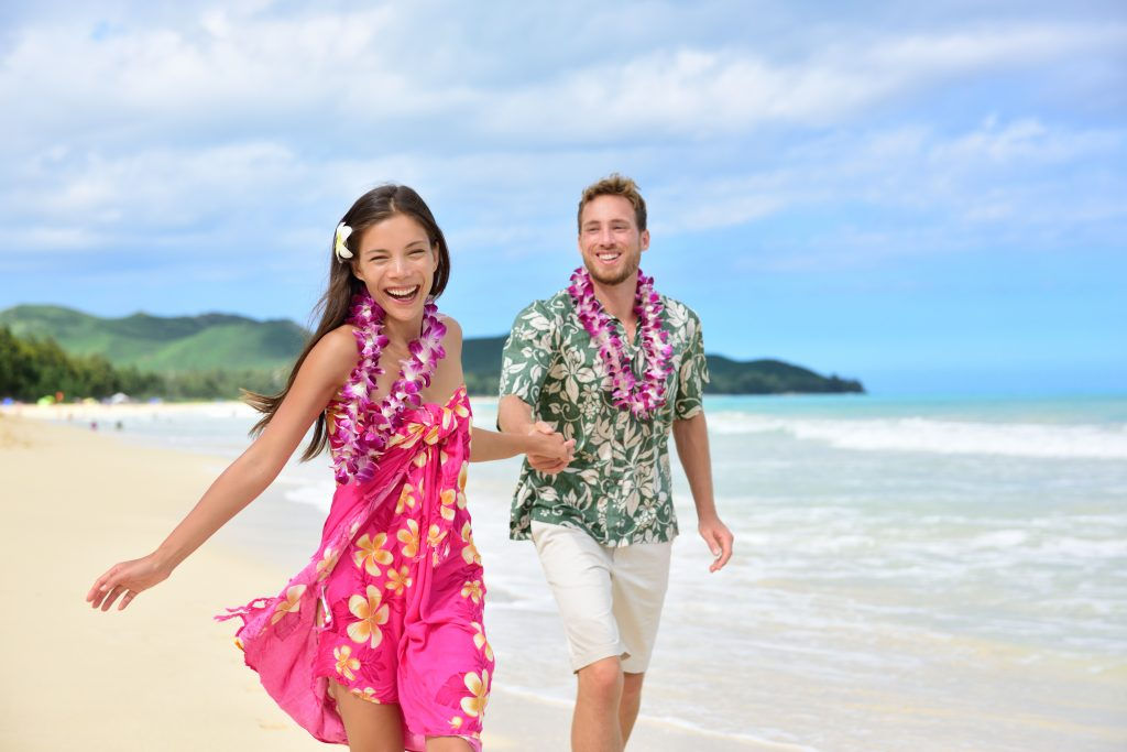 tropical wedding outfits