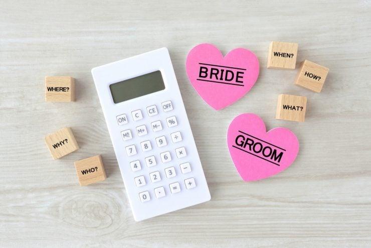 wedding cost calculator
