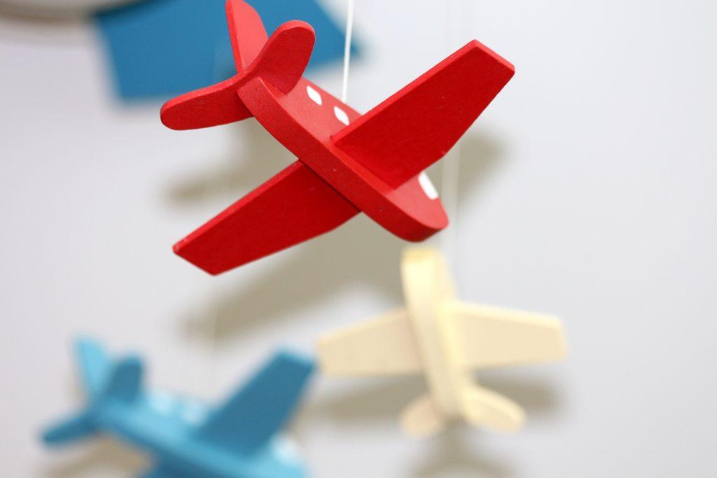 mini toy planes
