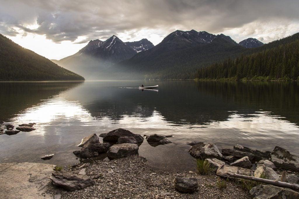 gorgeous views of lake