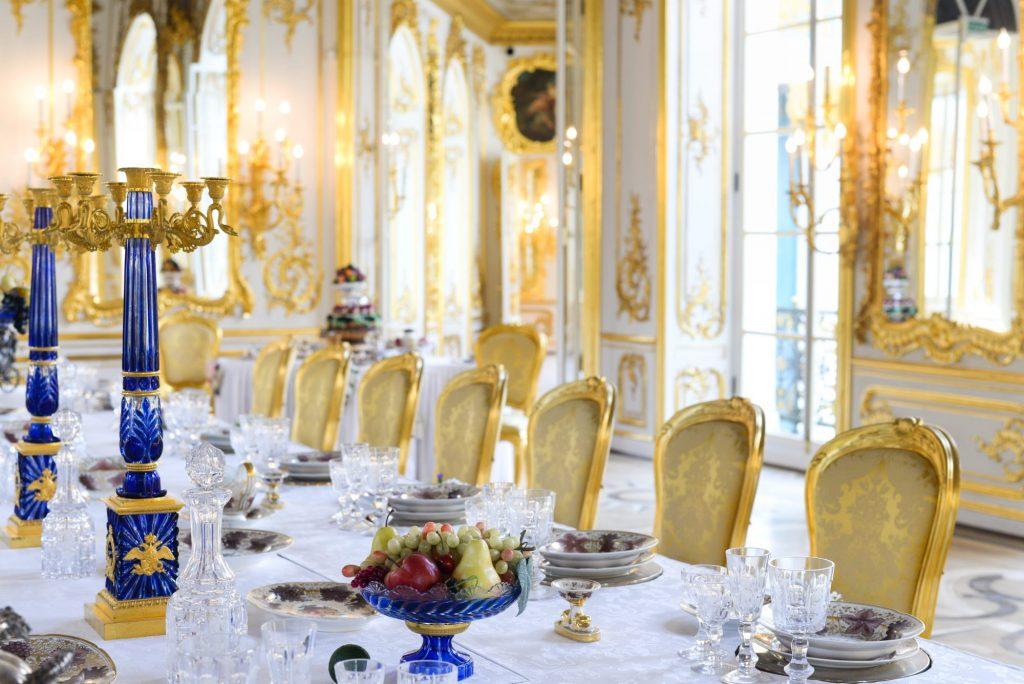 royal wedding reception venue
