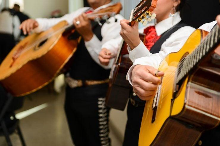 spanish wedding songs guitars