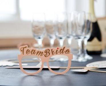team bride sunglasses