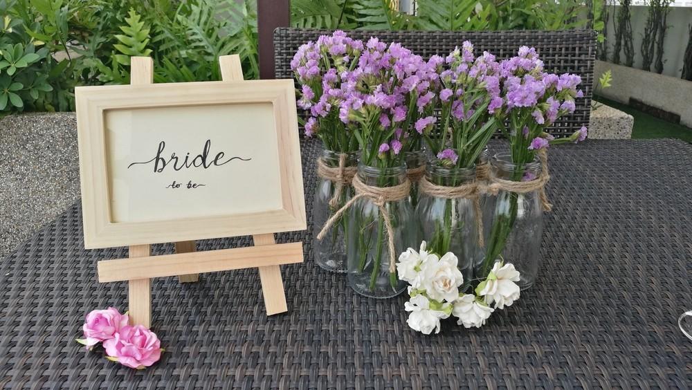 bridal shower sign
