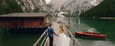 husband and wife italian wedding