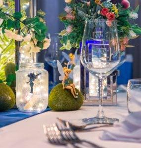 disney wedding table