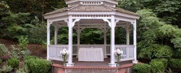wedding venue gazebo